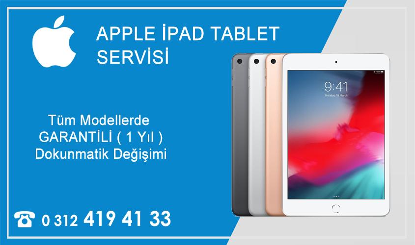 Apple İpad Tablet Tamiri Ankara - Garantili Teknik Servis Hizmeti Kızılay